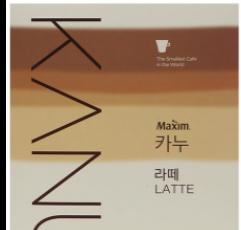 [맥심]카누 라떼 30입 (13.5g*30개입)