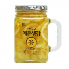 [녹차원] 아임생생 레몬생강 500G