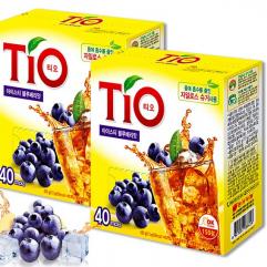 [티오] 티오 아이스티 블루베리맛 40+40T/분말